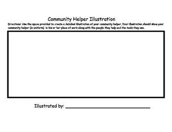 Community Helper Project