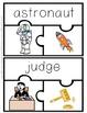 Community Helper Puzzles ~ 18 Puzzles plus Follow Up Activities