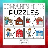 Community Helper Puzzles