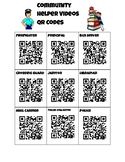 Community Helper QR Codes