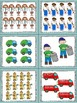Community Helper Read, Write, and Count the Room {Literacy and Math} {CCSS}