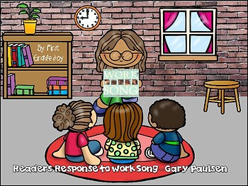Community Helpers (Readers Response to Work Song)