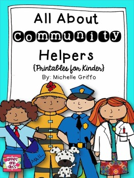 Community Helper Report and Printable Pack