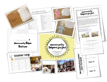 Community Helper Research Project
