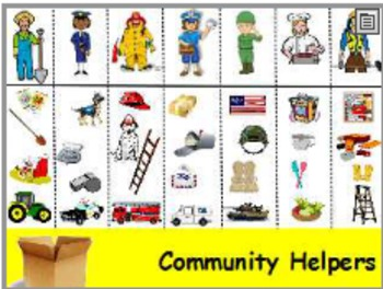 Community Helper Sort