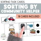 Community Helper Sort