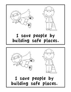 Community Helper Super Heros