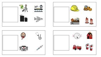 Community Helper Task Cards