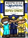 Community Helper-Themed Center Activities for Pre-K