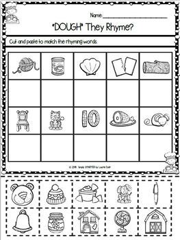 Community Worksheets For Kindergarten