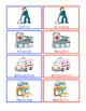 Community Helper Vocabulary Cards Dual Language