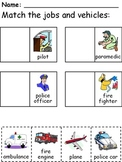 Community Helper and Vehicle Matching Paper