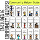 Community Helper Dominoes: Career Counseling Game for Career Education