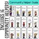 Community Helper Dominoes: Career Counseling Game for Career Education