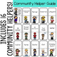 Community Helper-oes: A Dominoes-Style Game