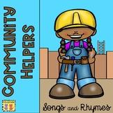 Community Helpers: Songs & Rhymes