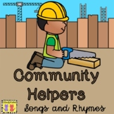 Community Helpers Songs & Rhymes, Circle Time