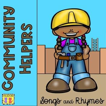 Community Helpers Songs & Rhymes, Circle Time