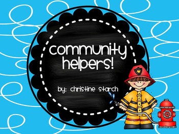 Community Helpers!
