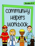 Community Helpers - 53-page Printable Workbook