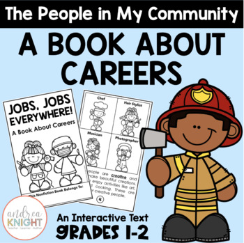 Community Helpers: A Book About Careers
