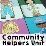 Community Helpers Occupations Social Studies Unit