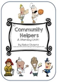 Community Helpers- A Literacy Unit!