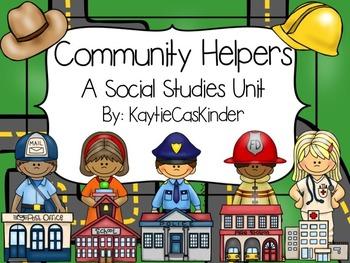 Community Helpers: A Social Studies Unit