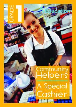 Community Helpers - A Special Cashier - Grade 1