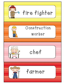 Community Helpers- A Writing Center