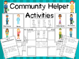 Community Helpers Activities / Community Helpers Mini Unit