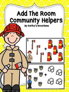 Community Helpers Addition