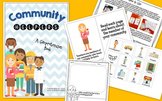 Community Helpers: An Interactive Comprehension Book
