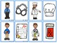 Community Helpers And Their Tools Matching Game