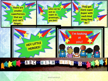 Community Helpers Are Everyday Heroes-Social Studies Lesson