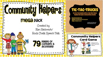 Community Helpers: BUNDLE!