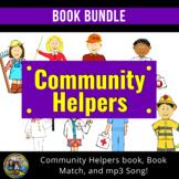 Community Helpers- Book Bundle