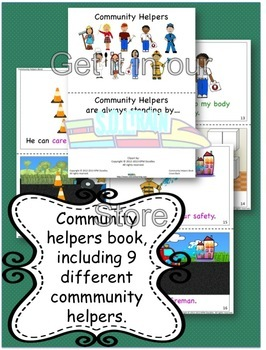 Community Helpers- Book Bundle
