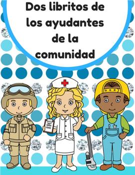 Community Helpers Book in Spanish (Libros de los ayudantes