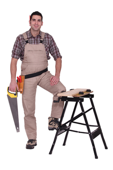 Community Helpers-Building and Fixing People