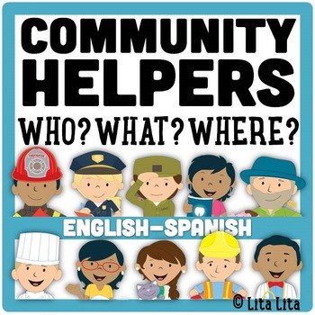Community Helpers Bundle