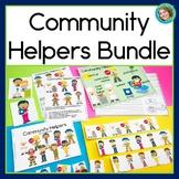 Community Helpers Activities Bundle