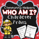 Community Helpers Bundle - No Prep Printables and Task Cards