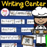 Careers Community Helpers Pictionary Cards - Vocabulary, Write the Room