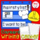 Community Helpers Careers Flashcards Theme Words Poster Vo