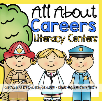 Community Helpers / Careers Literacy Centers