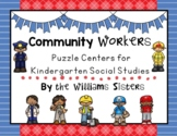 Community Workers Centers for Social Studies