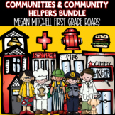 Community and Community Helpers BUNDLE for Primary Teachers