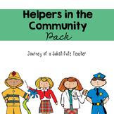 Community Helpers Classroom Pack