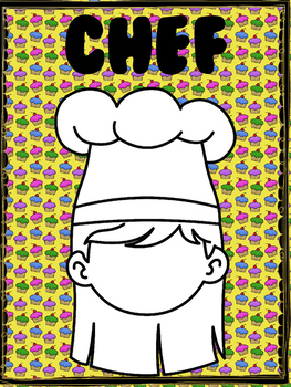 Community Helpers Clay Mats & Coloring Sheets: Set of 20